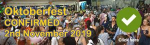 Emu Park Oktoberfest 2019 - confirmed 2nd November - Emu Park Lions