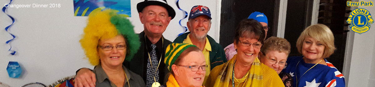 Lions Club of Emu Park